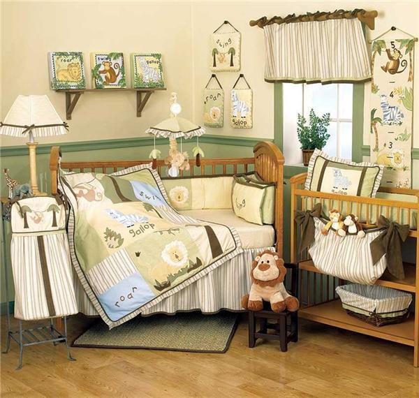 Обустройство детской комнаты – от идеи до воплощения