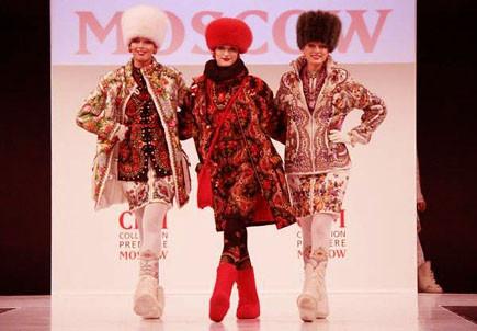 Русский стиль в моде актуален в любом сезоне