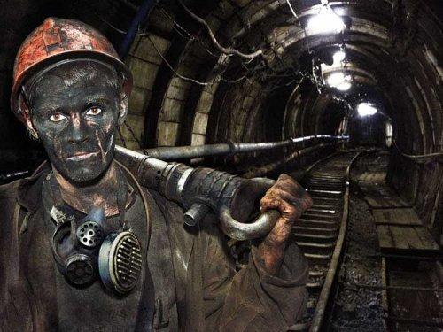 Награда для Аниты от шахтеров.