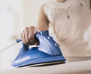 как гладить мужскую сорочку