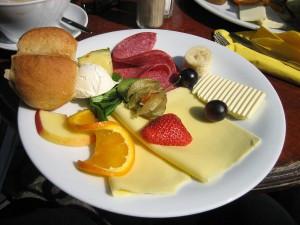 Залог эффективного похудения – правильный завтрак.