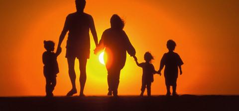 Воспитание детей в многодетной семье и его основные секреты