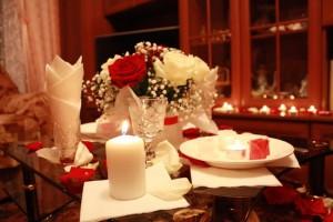 Устроим романтический ужин