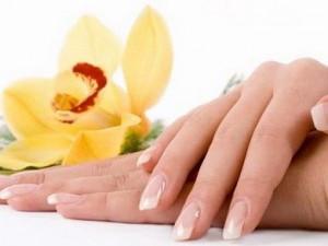 Уход за кожей и ногтями рук