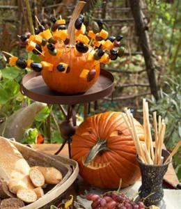 Идеи на хэллоуин - Для канапе