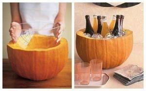 Идеи на хэллоуин - Для напитков