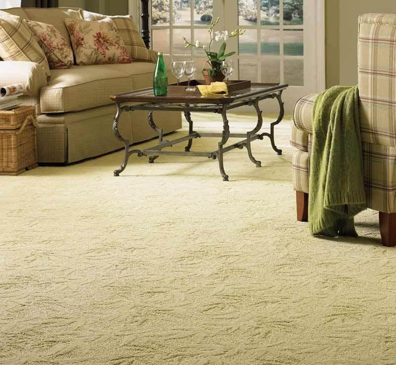 Как чистить ковры в домашних условиях