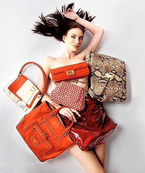 Что должно быть в дамской сумочке?