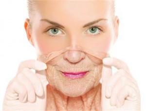 Основные причины старения кожи
