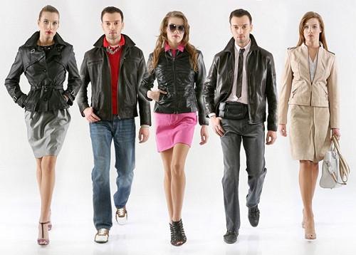 Модные куртки весна 2013. Разнообразие материалов