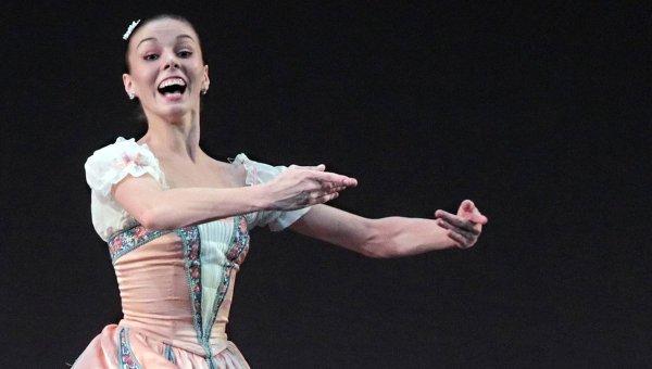 Российская балерина в Королевском балете Великобритании