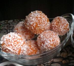 morkovnie trufeli - 2