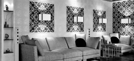 Оформление интерьера гостиной