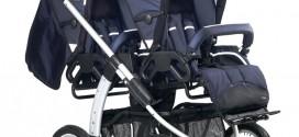 Виды колясок для двойни