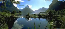 Новая Зеландия - край неизведанных красот
