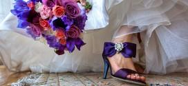 Яркая свадебная мода 2013