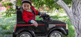 Что необходимо учесть при выборе детского электромобиля