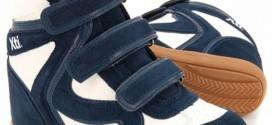 Кроссовки на танкетке – комфортная новинка для ног