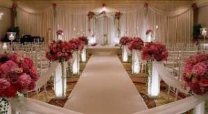 Особенности оформления свадебного торжества