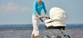 Выбираем коляску для малыша