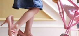 Как правильно подбирать обувь для девочек