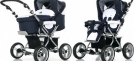 Преимущества колясок трансформеров для малышей