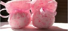 Детские топотушки - пинетки для детки