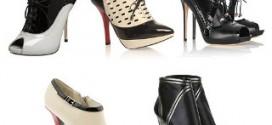 Модная обувь – главнейшая деталь вашего образа