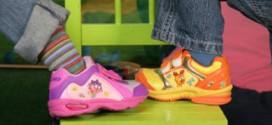 Обувь для детей - основы выбора