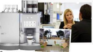 Профессиональные кофемашины: назначение и виды