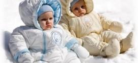 Выбираем верхнюю одежду для малыша