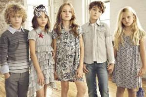 Детская мода. Осень 2013