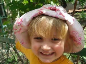 Детский головной убор. Каким он должен быть