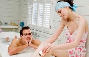 Как справиться с раздражением на коже после бритья