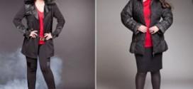Выбираем куртки для пышных женщин