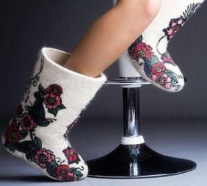 Модные тренды женской зимней обуви