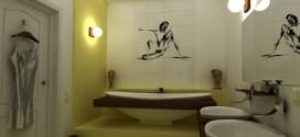 Как выбрать ванную в интерьер ванной комнаты