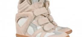 Кроссовки от Изабель Маран – стильно и спортивно