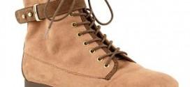 Модные ботинки на осень 2013 года