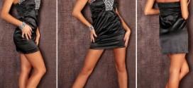 Коктейльное платье и аксессуары