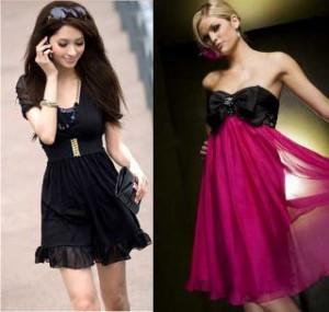 Коктейльное платье и аксессуары. Как сочетать