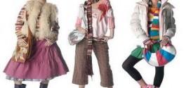 Приобретение женской одежды в интернете