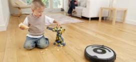 Робот-пылесос или как навести чистоту, не заходя в комнату