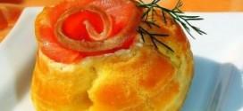 Топ-8 легких закусок на праздничный стол (часть 1)