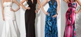 Уроки стиля. Как выбрать платье для праздничного вечера