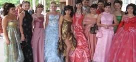 Выбор платья на выпускной вечер