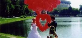 Выездная церемония – главный тренд свадебной моды