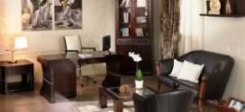 Комфортный домашний кабинет - это качественная офисная мебель плюс уют