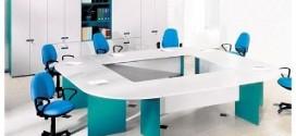 Мебель в переговорной комнате