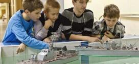 Моделирование - настольное увлечение для мальчишек